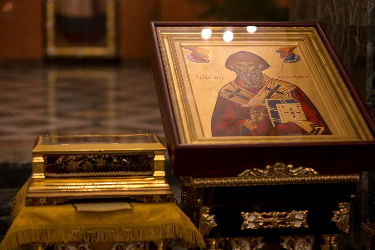 положительных фото святителя спиридона тримифунтского фото