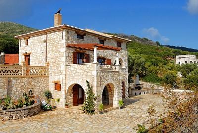 Греция закинф апартаменты